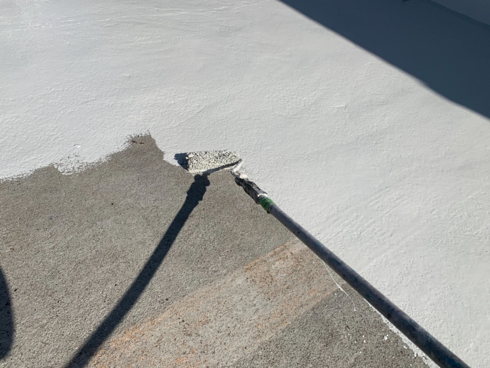 塗り床塗装