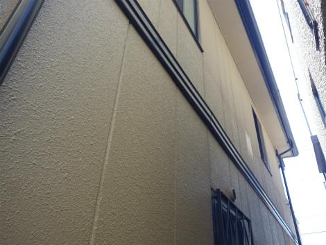 北名古屋市で外壁塗装前の点検です
