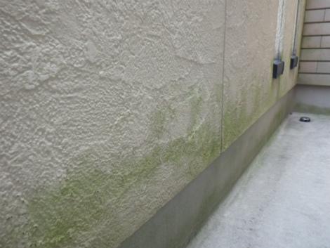 外壁褪色・シール劣化