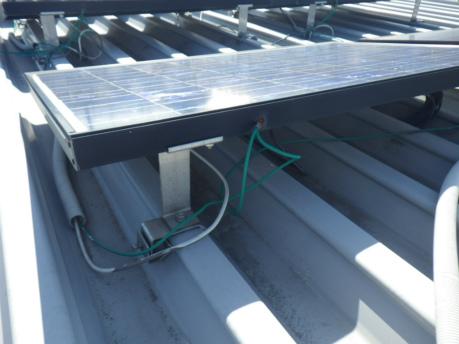 折半屋根ソーラーあり