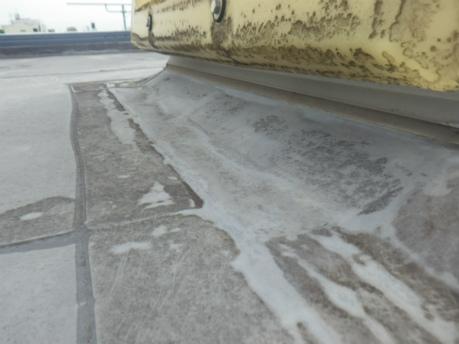 塩ビシート防水工事
