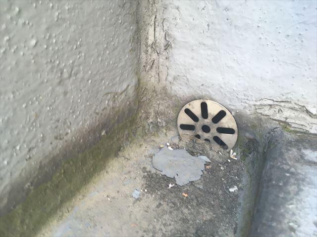 FRP防水 劣化 剥離 ウレタン防水