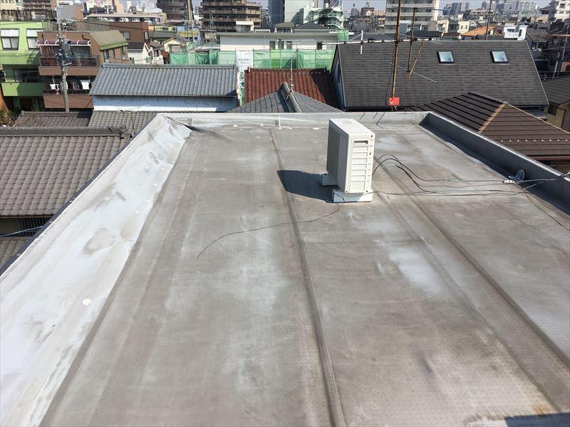 屋上の防水点検していますか???千種区