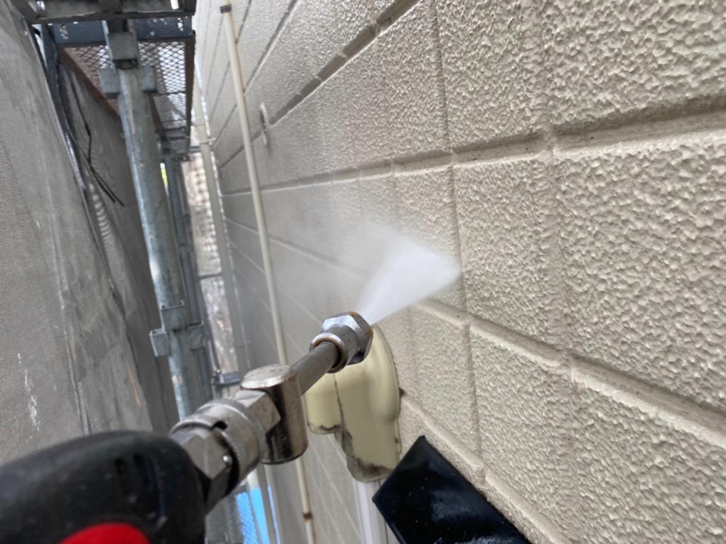 名古屋市瑞穂区でラジカル制御型の塗料を使用して外壁塗り替え工事をさせて頂きました!!