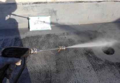 屋上防水工事 ウレタン防水